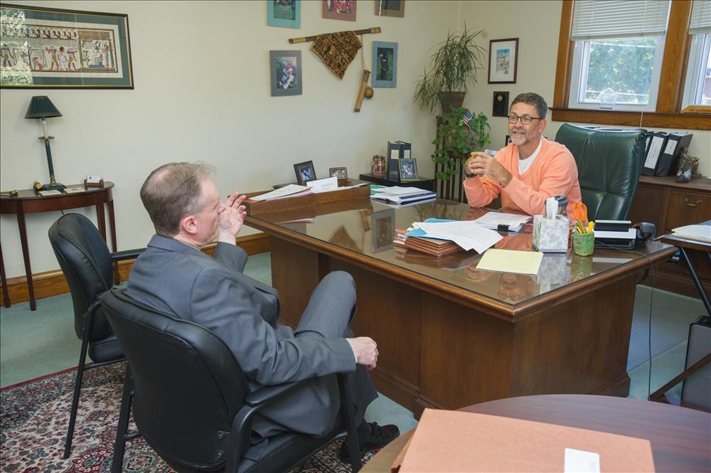 meeting with attorney Perkasie PA