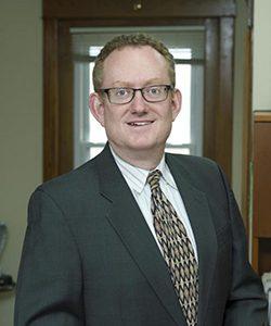 Michael Frisbie - Attorney