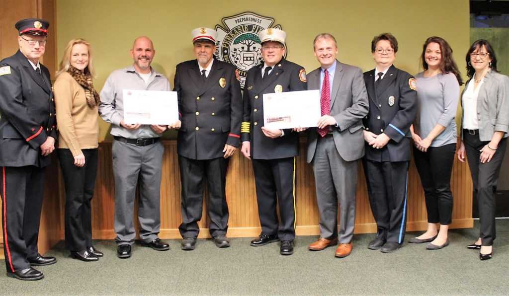 2017 Five Alarm 5K Raises $6,000 for Perkasie Volunteer Fire Company and Firefighter Scholarships